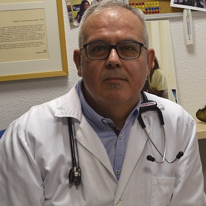 Francisco Carrión Neumólogo Hospital Clínico Universitario de Valencia