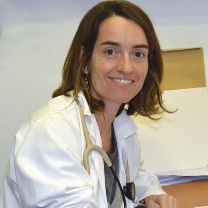 Belén Safont Neumóloga Hospital Clínico Universitario de Valencia