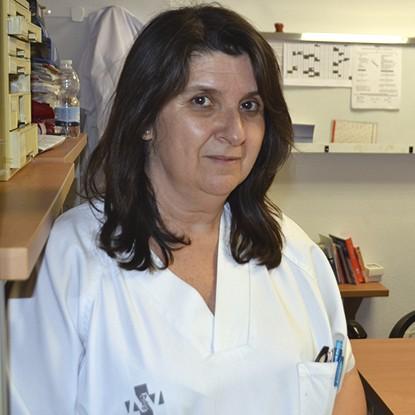 Carmen Muñoz Neumóloga Hospital Clínico Universitario de Valencia