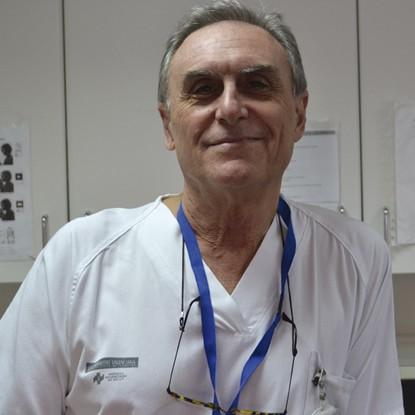 Emilio Servera Jefe de Servicio Neumología Hospital Clínico Universitario de Valencia