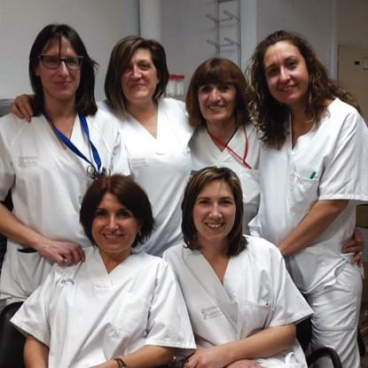 Enfermeria Servicio Neumologia 2