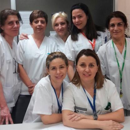 Enfermeria Servicio Neumologia 3