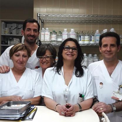 Enfermeria Servicio Neumologia 4