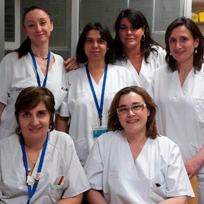 Enfermeria Servicio Neumologia 5
