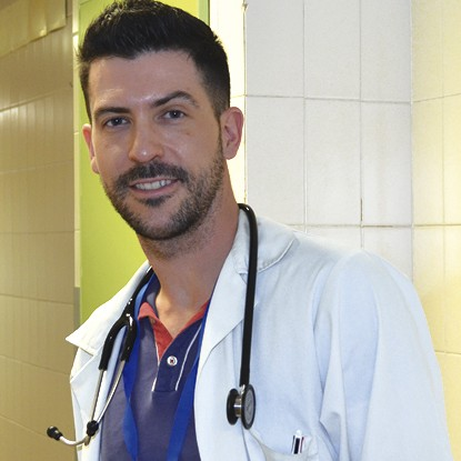 Enric Burés Neumólogo Hospital Clínico Universitario de Valencia