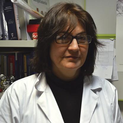Heidi Mora Neumóloga Hospital Clínico Universitario de Valencia