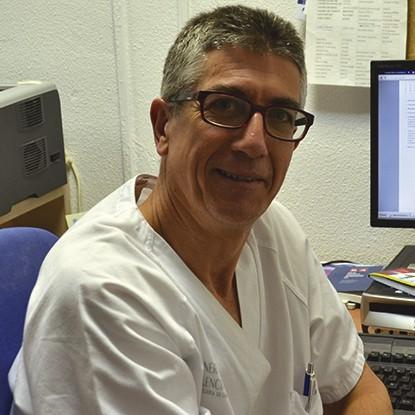 Jaime Signes Neumólogo Hospital Clínico Universitario de Valencia
