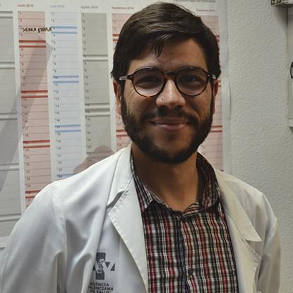 José Luis Díaz Psicólogo Hospital Clínico Universitario de Valencia