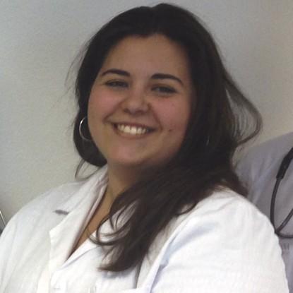 Julia Tarrasó Residente de Neumologia Hospital Clínico Universitario de Valencia