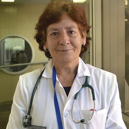Manuela Marín Neumóloga Hospital Clínico Universitario de Valencia