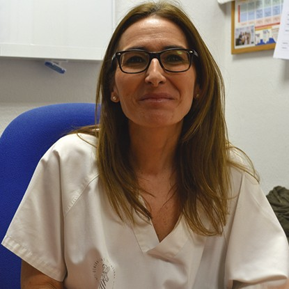 Marisa Briones Neumóloga Hospital Clínico Universitario de Valencia