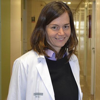 Pilar Bañuls Neumóloga Hospital Clínico Universitario de Valencia