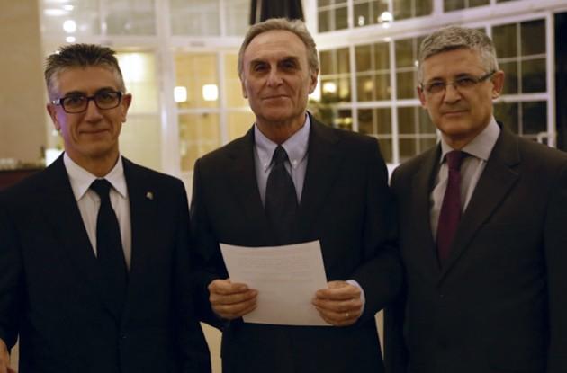 Beca de Investigación para Emilio Servera del Servicio de Neumología del Hospital Clínico de Valencia