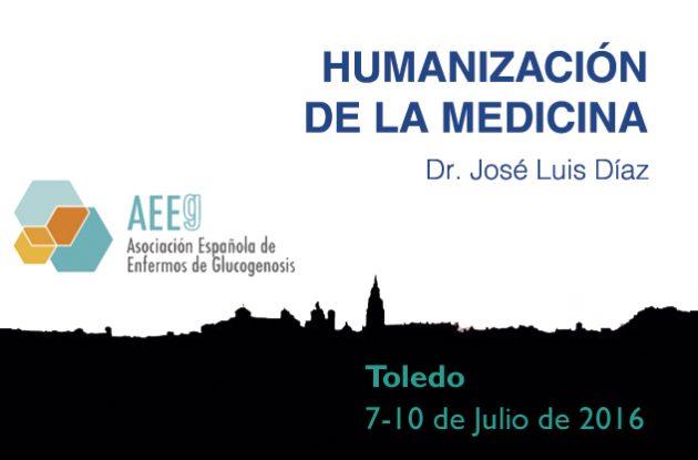 Ponencia del Dr. José Luis Congreso Internacional de Glucogenosis de Toledo