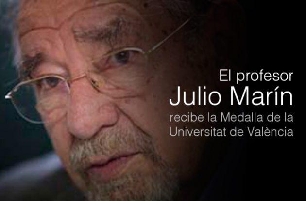 Julio Marín Medalla Universitat de València